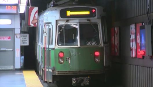 MBTA suspends Green Line service downtown due to tunnel damage