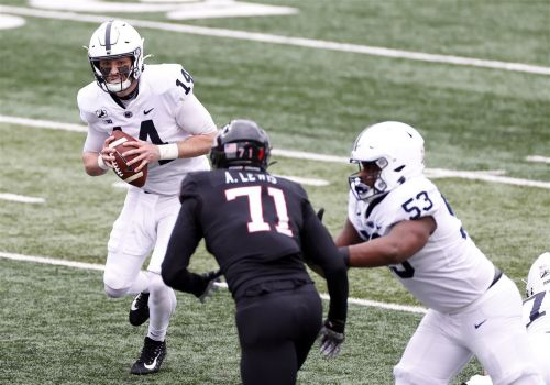 Penn State pounds Rutgers, 23-7, for second win this season