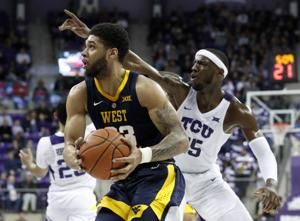 Bane scores 26 points in 98-67 TCU win over West Virginia