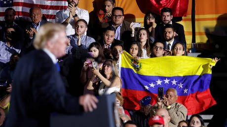 'Prevent anything going in': Report claims Trump repeatedly considered Venezuela blockade