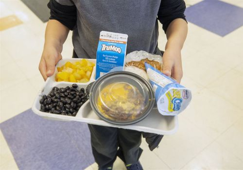State provides grants for school cafeteria equipment