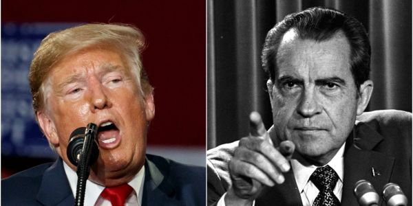 Trump just attacked the Fed again - an ugly economic lesson from the Nixon administration shows why his criticism is so worrying