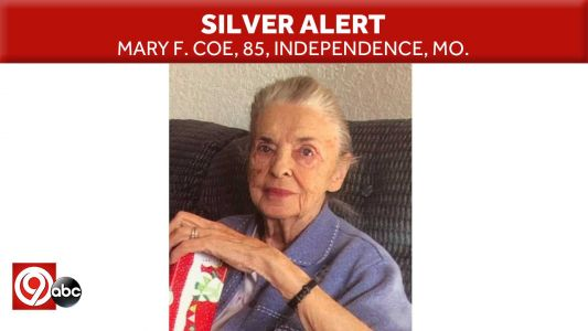 Silver Alert issued for missing 85-year-old Independence woman