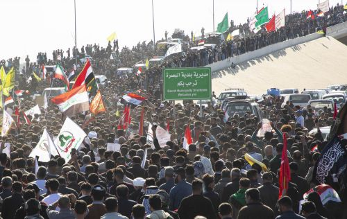 Qassem Suleimani Wanted U.S. Troops Out of Iraq. If They Go, ISIS Will Be Back