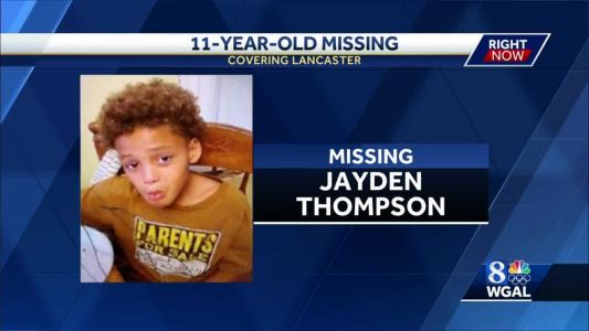 Missing 11-year-old in Lancaster