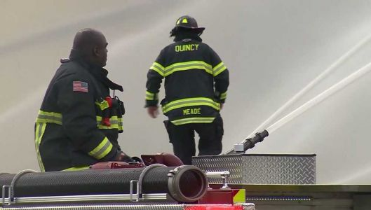 Quincy investing $1 million to help firefighters prevent cancer