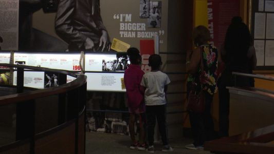 Muhammad Ali Center opens to public with COVID-19 precautions in place