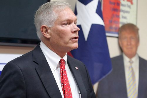 Pete Sessions subpoenaed over links to Rudy Giuliani, arrested associates