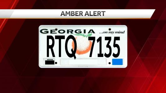 GBI: AMBER Alert issued for 3 children with man 'known to be suicidal and heavily armed'
