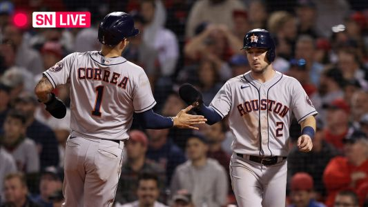 Astros vs. Red Sox live score, updates, highlights from Game 6 of 2021 ALCS