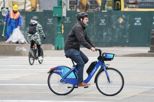 Electric Citi Bikes return after being pulled for safety issues
