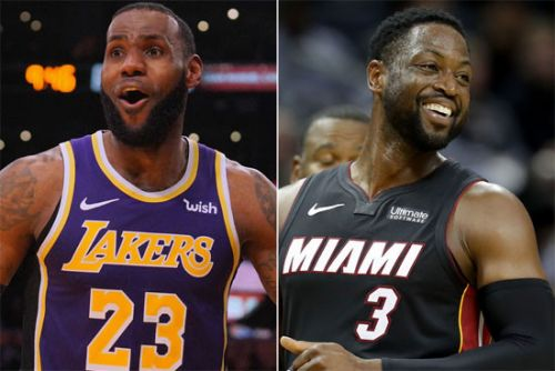 Don't expect offensive fireworks in LeBron James-Dwayne Wade duel