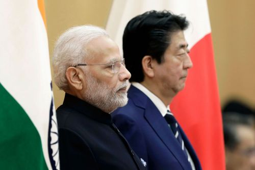 India and Japan Eye the Dragon in the Room