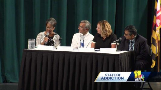Baltimore County's opioid panel meets with community