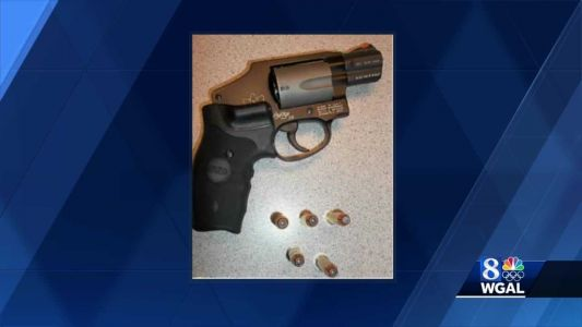 Woman cited for trying to bring loaded gun onto plane at HIA
