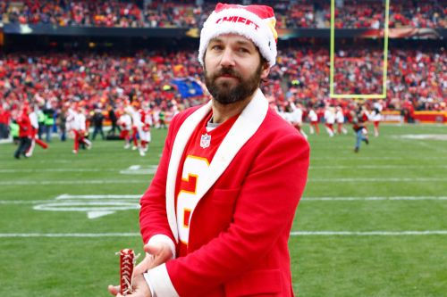 Paul Rudd is the Chiefs' superfan for Super Bowl 2020