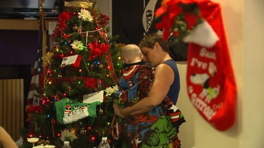 September becomes Christmastime for boy with terminal cancer
