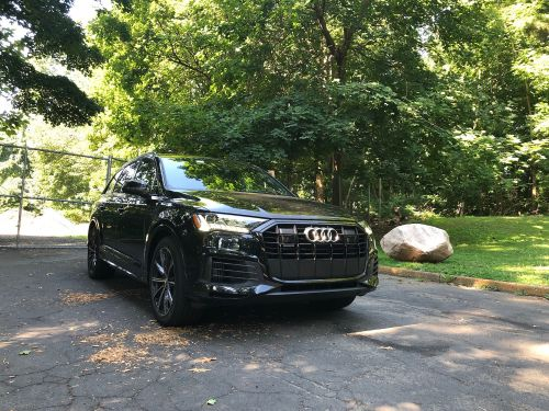 The $76,000 Q7 is a vital SUV for Audi - and the latest version more than lives up to expectations