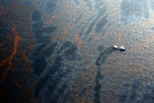 14-year-long Gulf of Mexico oil spill to become worst in US history