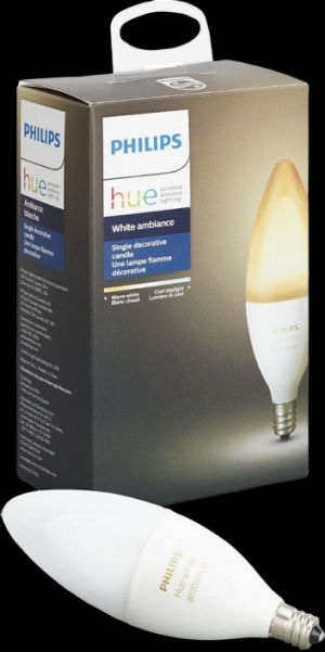 Replace those hard to find candelabra bulbs with these HomeKit options