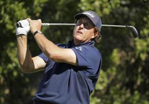 Phil Mickelson wins fifth victory in the AT&T Pebble Beach Pro-Am
