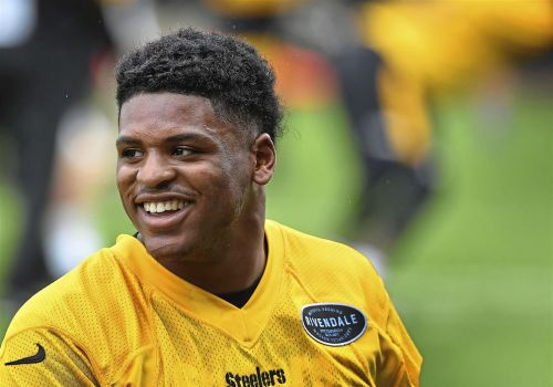 The Steelers want Devin Bush to make some noise. Literally