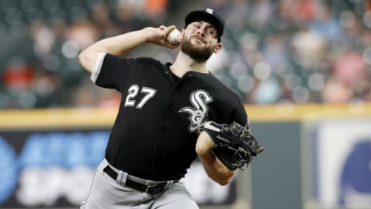 Lucas Giolito injury update: White Sox pitcher to miss rest of season with lat strain