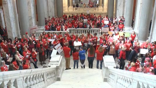 KY Labor Cabinet finishes sickout investigation, says 1K teachers clearly broke law