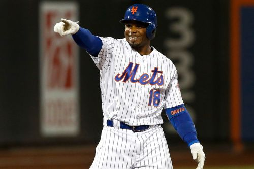 Rajai Davis comes through in a pinch for Mets