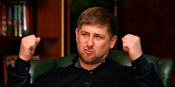 Chechen strongman Ramzan Kadyrov gave a 5-year-old a $36,000 Mercedes for doing 4,105 push-ups