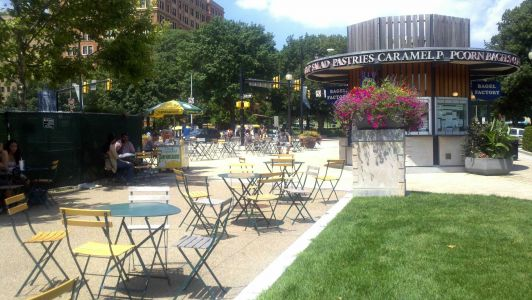 WYEP's summer music festival is taking place in Schenley Plaza