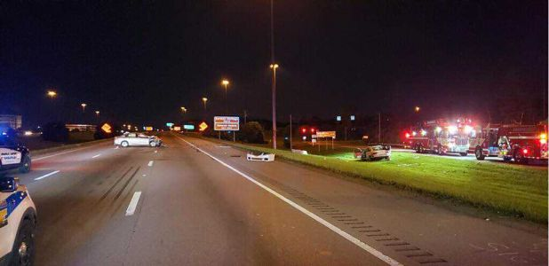 Police identify driver killed in Sharonville I-75 crash overnight