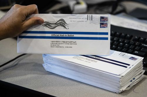 Voters wait on delayed mail-in ballots as Election Day nears