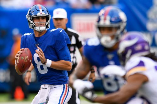 Why Daniel Jones might be looking at career day for Giants