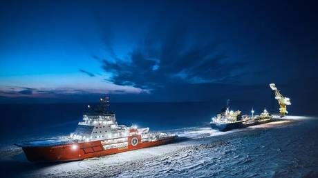 India could become first non‑Arctic state to develop Russia's Arctic resources