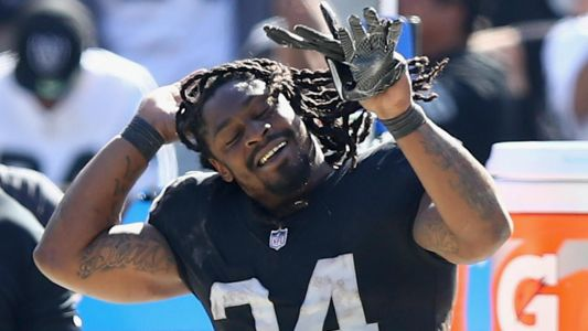 Marshawn Lynch will continue playing 'if it works out'