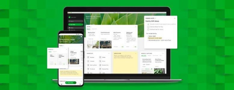 Evernote unveils new 'Home' dashboard feature