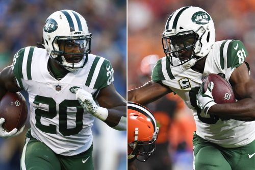 Jets will be without top weapons Enunwa, Crowell vs. Texans