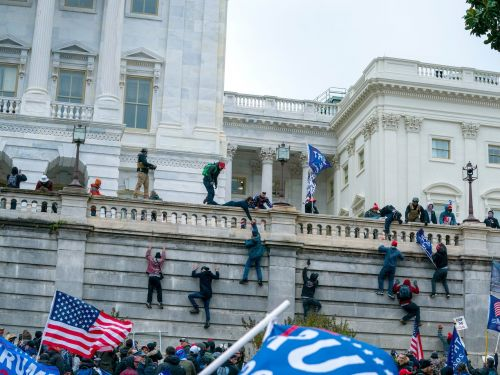 34 pages of emails and memos detail how federal law enforcement officials tracked protesters' Facebook posts and hotel bookings ahead of the Capitol siege