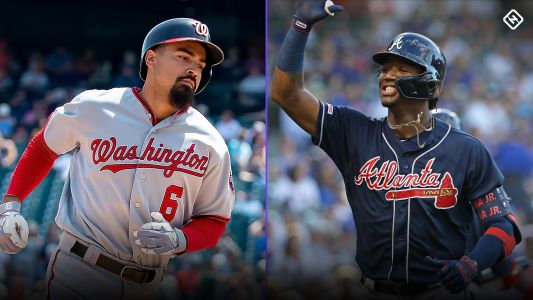What channel is Nationals vs. Braves on today? Time, TV schedule, series breakdown