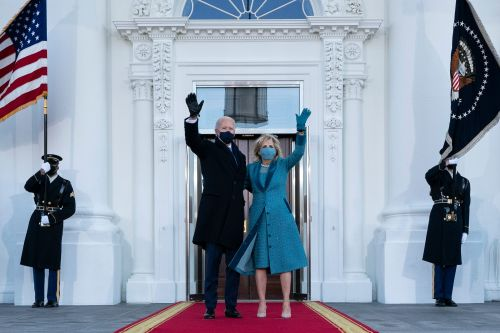The Bidens, in a rare gesture, immediately greeted the White House residence staff upon entering the building on Inauguration Day, staffer says