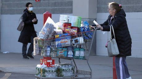 Another price jump tightens the squeeze on US consumers