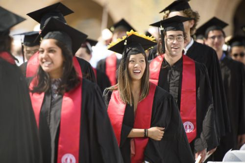 Stanford to celebrate graduates during 127th Commencement Weekend