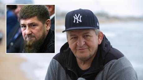 'He raised a worthy generation': How Chechen leader Ramzan Kadyrov broke 'sad news' of Khabib father's death