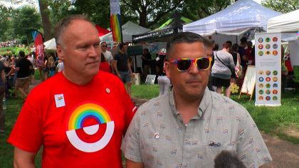 'The Sky Hasn't Fallen': Same-Sex Couple Reflects On 5 Years