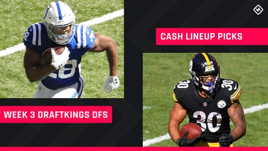 Week 3 DraftKings Picks: NFL DFS lineup advice for daily fantasy football cash games