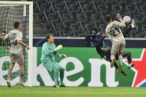 Gladbach beats Shakhtar to put pressure on Inter in CL
