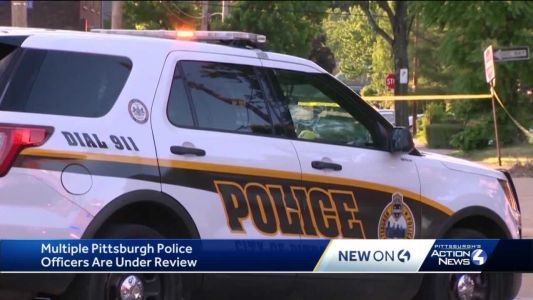 Pittsburgh police officers' stop for food and drinks on election night under disciplinary review