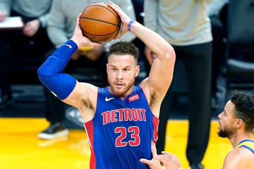 Blake Griffin released by Pistons with possible Nets intrigue