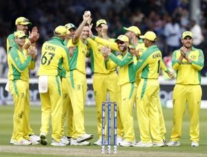 Australia in World Cup semis after crushing England